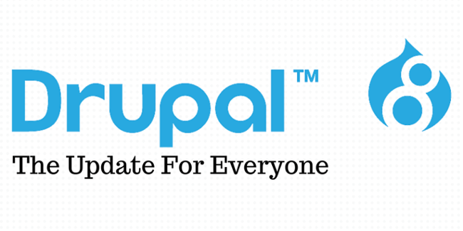 Drupal 8 – The Update For Everyone
