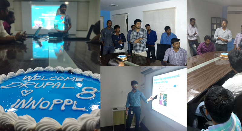Drupal 8 Release Party