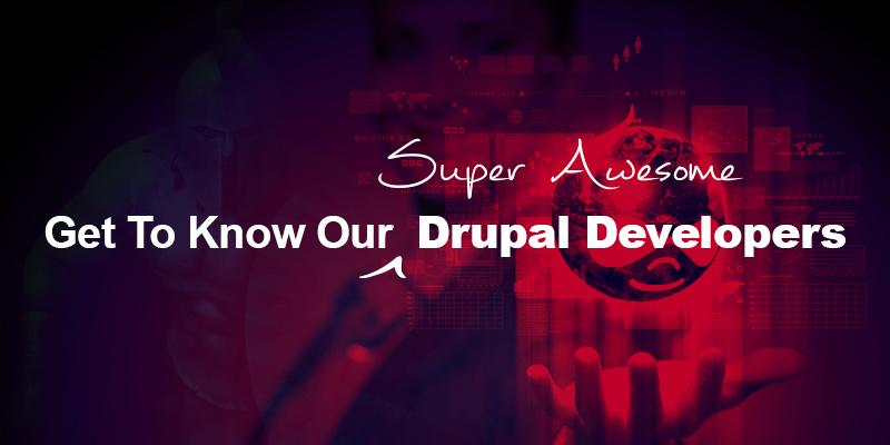 Awesome Drupal Developers