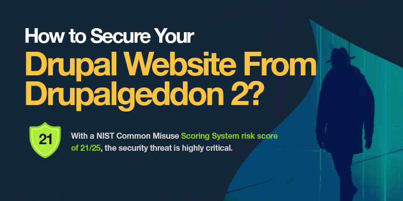 How To Secure Your Drupal Website From Drupalgeddon 2?
