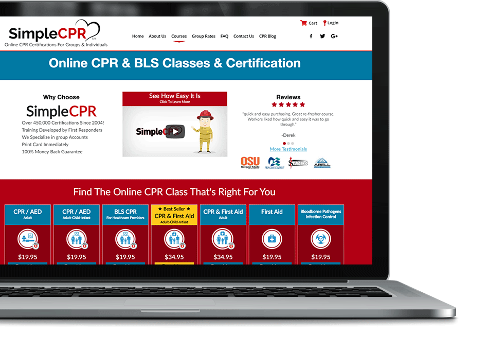 Drupal Development For Simple CPR