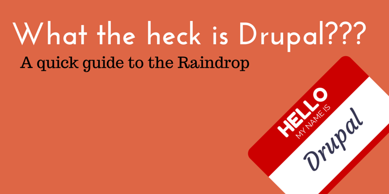 What The Heck Is Drupal?