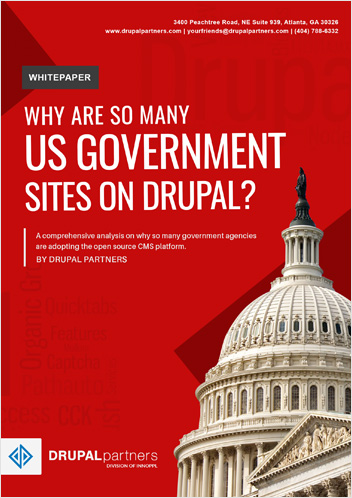 Why Are So Many US Government Sites On Drupal?