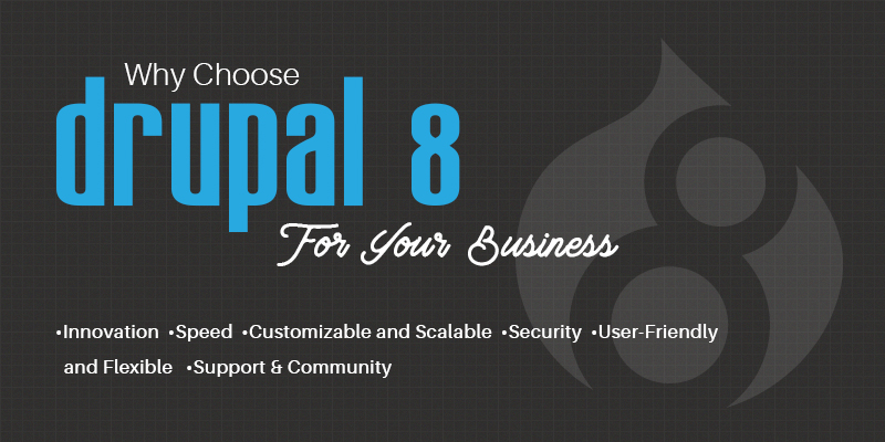 Why Choose Drupal 8 For Your Business?